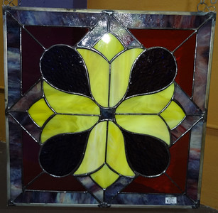 Photo Stained Glass by Barbara Coffelt