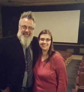 Michael Dunaway & Liz Ellis