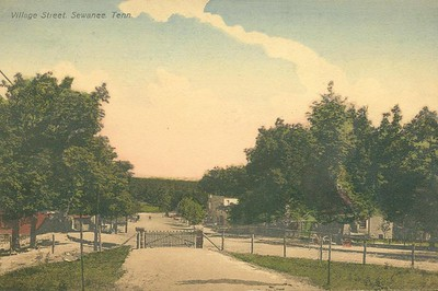 Sewanee Gates at Otey