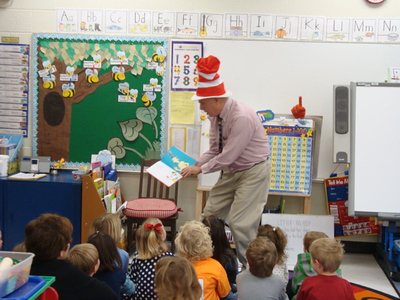 Dr  Seuss in Action