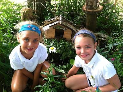 fairy house camp