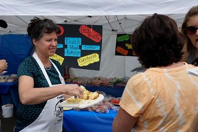 PK-Cindy from Dutch Maid at Cornbread Festival