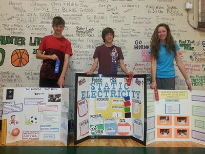 8th Grade Science Fair