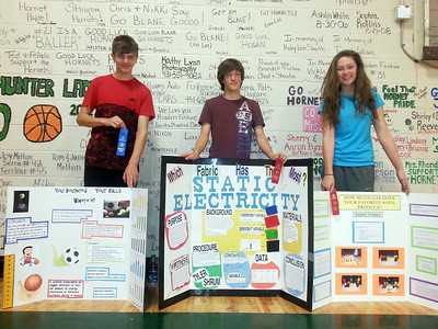 8th Grade Science Fair