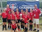 Scenic City Cup Champions