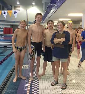 SwimmersSnowflake