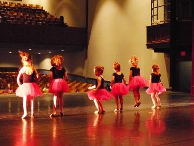 Sewanee Dance Conservatory recital