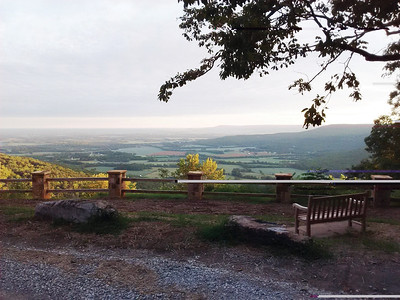 Green's View. Photo by Douglas Meyer
