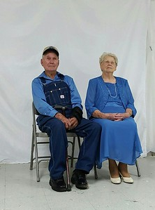 Jessie and Eva Mae Roberts of Sherwood celebrated their 70th wedding anniversary on June 22