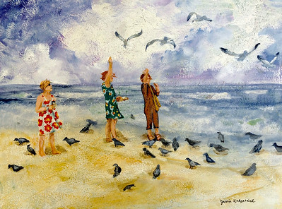 """Beach Music"" by Jennie Kirkpatrick"
