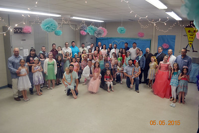 Monteagle Elementary School Sixth Annual Father Daughter Dance