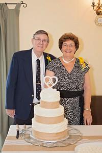 Leon and Sarah Sutherland of Sewanee celebrated their 50th wedding anniversary on June 8