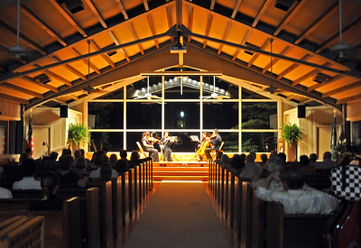 SSMF chamber music concert at the Monteagle Sunday School Assembly