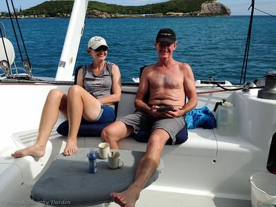 Noumea Baie de Orphelinat: Never enough sunshine