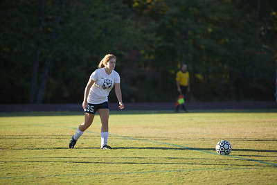 SAS senior Kyra Wilson plays in a recent match
