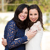 Sarah and Beth bat mitzvah portrait