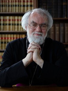 Rowan Williams with the Dubose Lectures