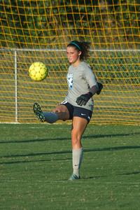SAS Goalie Rachel Alvarez