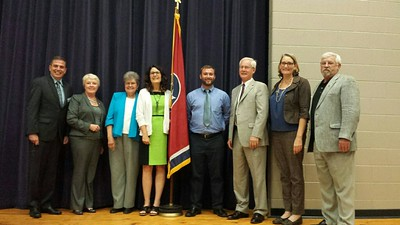 The Franklin County Education Association hosted a legislative forum Sept. 8, at the Franklin County High School auditorium
