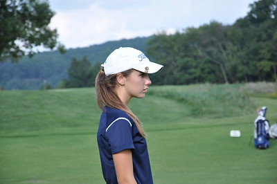 SAS senior Hannah Powell placed first in the Division II-A TSSAA State Golf Championships