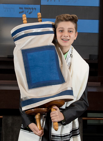 Harrison Siegel bar Mitzvah 1-7-2017