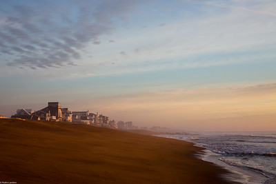 Plum Island in the Early Morning