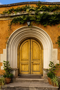 The Villa Door?