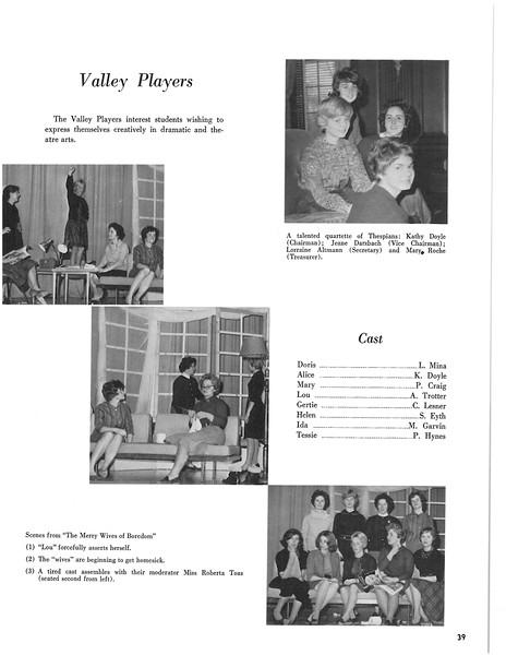 Coelian, 1963