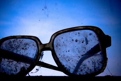 Glasses in the Window Scott Prokop