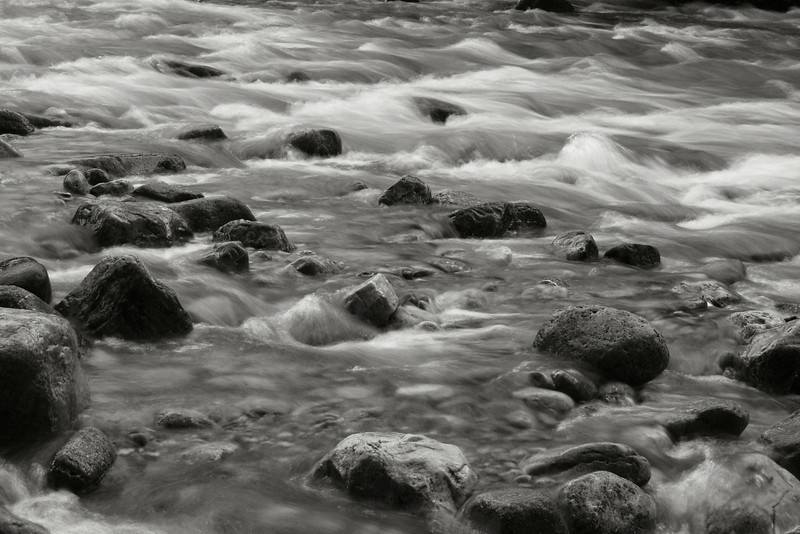 "Jeff O'Brien   ""Moving Water""   Black & White / Monochrome Print of the Year   Best Black & White / Monochrome Print of all Clinic Winners  Voted by the Members"