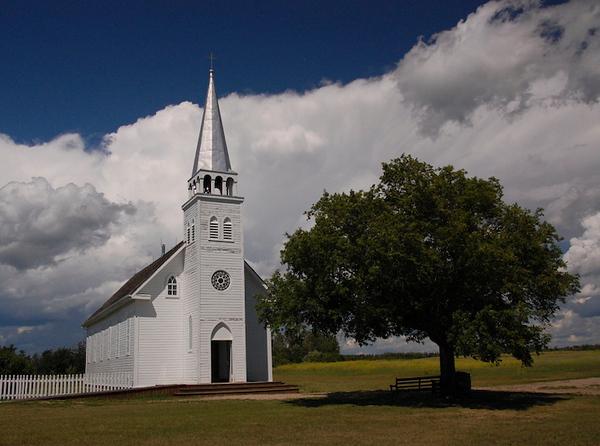 Batoche Landmark - Hans Holtkamp