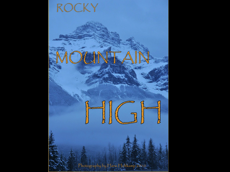 Winner of the Year-end Photo Presentation  Rocky Mountain High by Hans Holtkamp 2010   Experience your own Rocky Mountain HIGH through images captured in Canada's National Parks of Banff, Jasper and Yoho and the Kananaskis Country of Alberta. Enjoy!