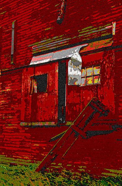 AR-Abandoned Prairie Sentinel-Emily Schindel