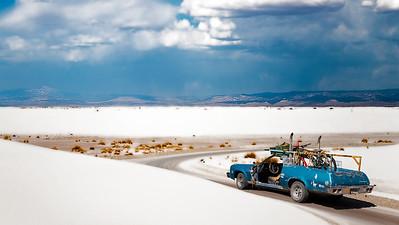 AR-Roadtrip in the El Camino-Nina Henry