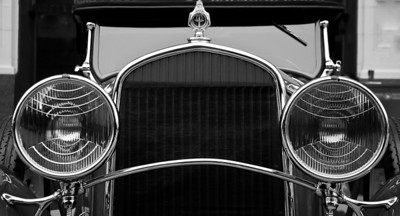 """Old Style Bling"" by Bob Littlejohn Black & White/Monochrome Digital Image Year-end Winner"