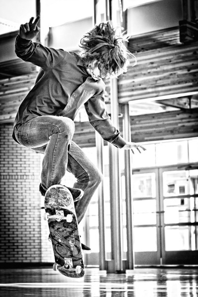 BW-Catching Some Air-Ken Greenhorn