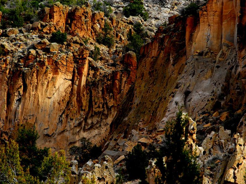 TR-Bandelier Pueblo Territory-Wayne Corbett