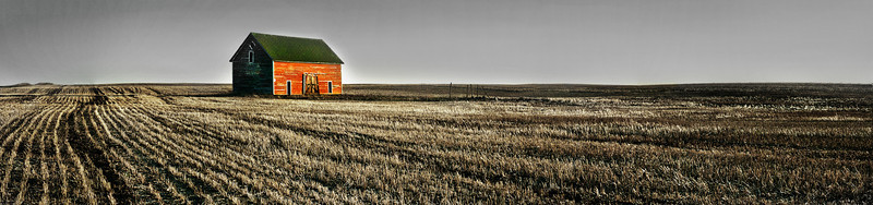 """Prairie Curves"" by Kyle Remus Winner: Traditional Color Digital Image Year-end"