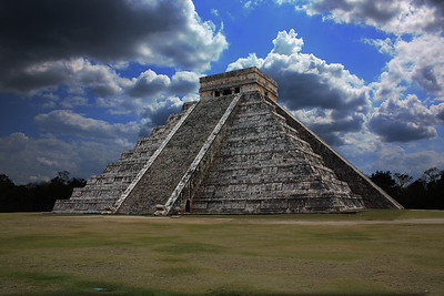 TR-Mayan Temple-Dale Read