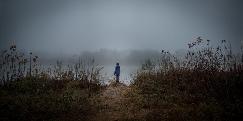TR-In The Fog-Laura Walker