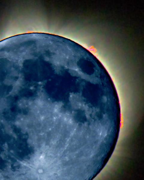 1Print-AR-Wyoming Solar Eclipse Meets Saskatoon Blue Moon-Gayvin Franson