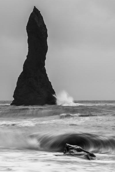 BW-Towering Over the Tide-Jacqui Ferguson