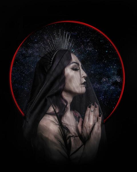 AR-Goddess of Darkness-Ken Greenhorn