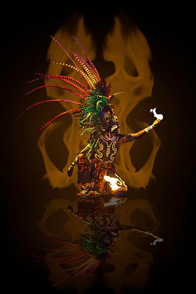 AR-Mayan Fire Priest-Dale Read