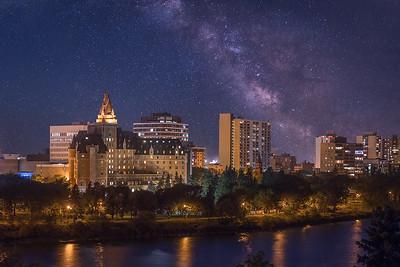 1Print-AR-Dreaming of Stars over Saskatoon-Cheryl Lalonde