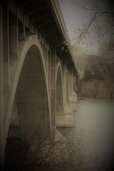 2-Bridge Over The River-Norman Buker