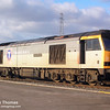 60063 'James Murray' is seen stabled at Margam TMD on 27th February 2005.