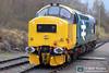 37425 runs around stock at Rhymney on 3rd December 2005.