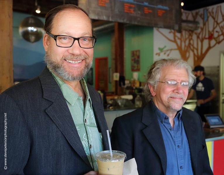 Mark Stanley, Steven Johnson