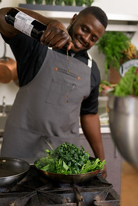 Commercial Lifestyle Kitchen / Chef Action Photography in San Francisco